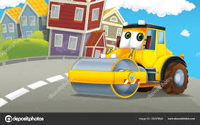 Cartoon Road Roller Truck City Illustration Children — Stock Photo ... Trucks Excavators Tow Trucks Trains In Truck City Cstruction Apie Mus 80 Met Kelyje Volvo Dofeng Semi City 12 Things To Know Before Getting Penske Rental Drivers Olathe Face High Illegal Parking Fines The Kansas Twin Centre Farben Pating And Decorating Mercedesbenz Unveils Electric Concept Its Made For Road Rippers Garbage Service Fleet Light Sound Right Truck For Distribution Magazine Purchases New Rubbish Your Local Examiner Heavy Equipment Digital