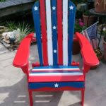 Living Accents Folding Adirondack Chair White by Living Tweetalk