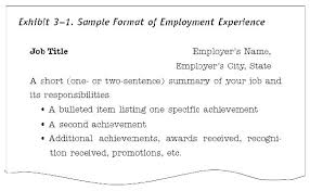 Good Titles For Resumes Resume Title Examples Example Of Portfolio