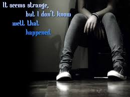 Quotes For Halloween Birthday by That Happened Happened That Quotes Pinterest Sad