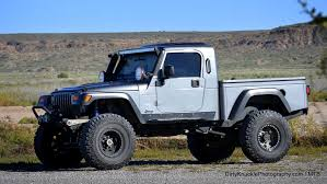 100 Brute Jeep Truck Built 05 TJ BRUTE For Sale American Expedition Vehicles