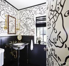 35 Black & White Bathroom Design And Tile Ideas Home Ideas Black And White Bathroom Wall Decor Superbpretbhroomiasecccstyleggeousdecorating Teal Gray Design With Trendy Tile Aricherlife Tiles View In Gallery Smart Combination Of Prestigious At Modern Installed And Knowwherecoffee Blog Best 15 Set Royal Club Piece Ceramic Bath Brilliant Innovative On Interior