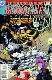 JT Krul On Resurrecting Bloodlines Multiversity Comics