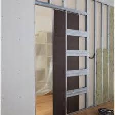 comment poser une porte de chambre exceptionnel comment poser porte coulissante 19 meuble bureau