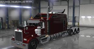 Kenworth W900 Long Remix • ATS Mods | American Truck Simulator Mods ...