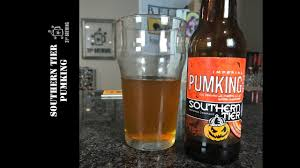 Imperial Pumpkin Ale Southern Tier by Southern Tier Brewing Pumking Imperial Beer Review Youtube
