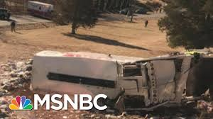 100 Garbage Truck Youtube Amtrak Train Carrying Republican Lawmakers To A Retreat Hits