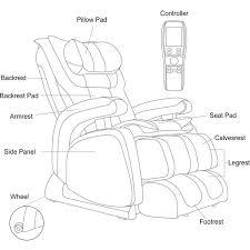 Cozzia Massage Chair 16027 by Cozzia Massage Chair 16028 Massage Recliners