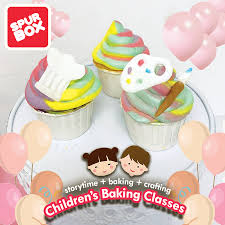 Happy Birthday Cupcake trial class