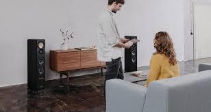 teufel ultima 40 aktiv stereo stand lautsprecher musik sound