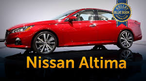 2019 Nissan Altima - 2018 New York Auto Show - YouTube