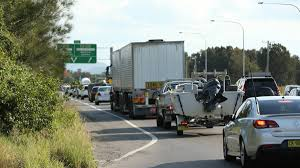 100 Pacific Road Holiday Traffic Delay Times For M1 Highway Through Hexham