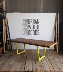 Reclaimed Wood Desk Top Office Furniture Modern Custom Image Result For Communal Office Desks Swipes