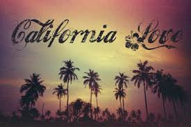 California Love Landscape Palm Sunset