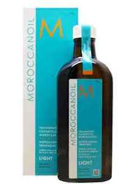 MOROCCANOIL Light Moroccan Oil Treatment XL 200ml Pump New in