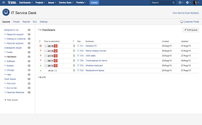 Service Desk Software Requirements by Jira And Service Management Part 1