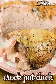 duck confit crock pot the 25 best recipes duck cooker ideas on