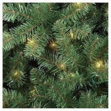 Slim Pre Lit Christmas Trees 7ft by 7ft Prelit Slim Artificial Christmas Tree Alberta Spruce Clear
