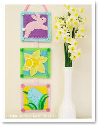 Wall Craft Ideas For Kids Hanging Uses Inexpensive Sewing And Supplies Just A