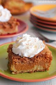 Eat Cake For Dinner PUMPKIN PIE CAKE