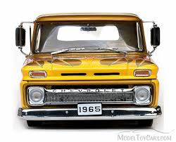 1965 Chevy C-10 Stepside Lowrider Pickup Truck, Gold - Sun Star ... 1965 Chevrolet Pickup C10 Short Box Ac American Dream Machines Bed Street Rod Pickup Chevy Stepside Lowrider Truck Gold Sun Star Bed W 4 Speed Barn Fresh Fast N Loud Discovery Apache For Sale Classiccarscom 1962 1964 Ck 10 Cc931550 Johnny Lightning Classic Vehicle C20 Parking Garage Find A Moexotica