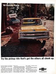 Amazon.com : 1969 Chevrolet Fleetside-Pickup Truck-Yellow-Original ...