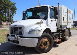 2007 Freightliner Business Class M2 Street Sweeper Truck | I... Street Sweeper Wikipedia 2003 Chevroletgmc S10 Masco Sweepers 1600 Parking Lot Sweeper Truck 1999 Tennant 8410 Supervac Gale Force Vacuum Hp Fairfield Muncipal Saving Time On Sweeping Routes Home Cporation Of America Trucks Australia Best Image Kusaboshicom In Oakland Universal Site Services For Sale Schwarze Industries Rebuilding Buckeye Inc Skavinjer High Dump Photos Manufacturer High Dump Sweepers Whosale Machine For Cleaning Sidewalks Online Buy