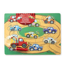 Home Sweet Home - Melissa And Doug - Tow Truck Wooden Game... | Facebook