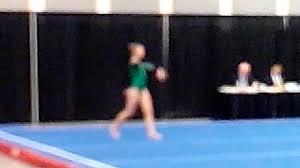 level 4 gymnastics floor routine 2017 winter graffiti youtube