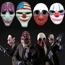 Payday 2 Halloween Masks by Aliexpress Com Buy New Halloween Masquerade Collector U0027s Edition