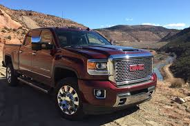 Particulate Matters: 2017 GMC Sierra 2500HD Denali New 2018 Gmc Sierra 1500 Denali Crew Cab Pickup 3g18303 Ken Garff In North Riverside Nextgeneration 2019 Release Date Announced Trucks Seven Cool Things To Know Drops With A Splitfolding Tailgate First Review Kelley Blue Book Trucks Suvs Crossovers Vans Lineup Fremont 2g18657 Sid 2017 2500hd Diesel 7 Things Know The Drive Vs Differences Luxury Vehicles And