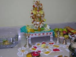 varalakshmi pooja decoration ideas jewellery pinterest