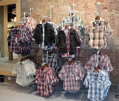 Wardrobe Racks Retail Clothing Commercial For Sale Store Displays