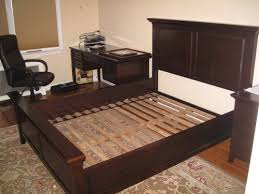 bedroom set pottery barn hudson armoire drawers queens bed see