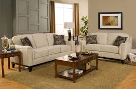 Best Fabric For Sofa Set by Carver Beige Fabric Sofa Steal A Sofa Furniture Outlet Los