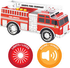 Fire Truck Light & Sound By Grooyi – FunkyPlanet.co Amazoncom Playmobil Ladder Unit With Lights And Sound Toys Games 8piece Kids Portable Fire Truck Pretend Play Toy Set W Upc 018005255 Nylint Machine Water Cannon Memtes Electric Sirens Sounds Bru03590 Bruder Scania R Series Engine With Slewing Effect Youtube Of 2 Tender Rescue New For Boys Man Crane Light And Module Categories Vintage Nylint Sound Machine Fire Truck Vintage 15 Similar Items