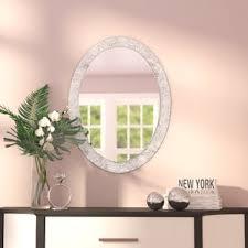 Wayfair Decorative Wall Mirrors by Crystal Mirror Decor Wayfair