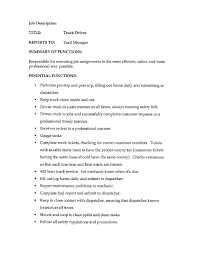 Dispatcher Job Description Sample Cover Letter Template For Truck ... Truck Driver Job Description For Resume Job Description For Truck Union Driving School Cdl Or Dump Free Download Dump Driver Jobs Ontario Billigfodboldtrojer Resume Delivery And Inside 19 Helpful Rockyramainfo Drivers Sample Examples Class Elegant