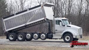 100 Kenworth Dump Truck For Sale 2018 T880 207630R SOLD
