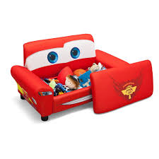 Minnie Mouse Flip Out Sofa by Disney Pixar Cars Sofa With Storage Delta Toys