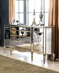 Mirrored Buffet Server Mu Sideboard Mirror