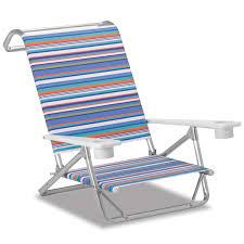 100 Nautica Folding Chairs Lay Flat Beach Reclining Beach Chair