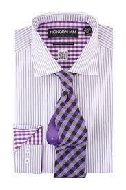 striped dress shirt u0026 plaid tie set for the boys pinterest