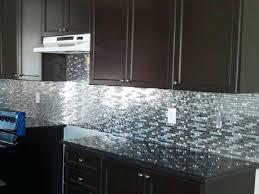 metal wall tiles kitchen backsplash endearing small kitchens