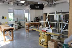 The Wood Shop Offers A Wide Variety Of Tools To Accomodate Traditional Woodworking As Well Advanced CNC Work Members Gain Access Equipment By