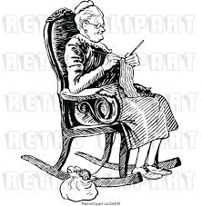 Vector Clip Art Of Retro Old Lady Knitting By Prawny Vintage ... Clipart Sitting In Chair Clip Art Illustration Man Old Lady Sleeping Rocking Woman Playing Cat On Illustration Amazoncom Mtoriend Kodia Rocking Chair Patio Wave Of A Mom Sitting With Her Baby Western Clip Art White Hbilly Cowboy An Elderly A Black Relaxing In Sit Up For 5 Month Pin Outofcopyright Black Man