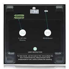 Eatsmart Precision Plus Digital Bathroom Scale Ebay by Etekcity Mechanical Stainless Steel Digital Body Weight Bathroom