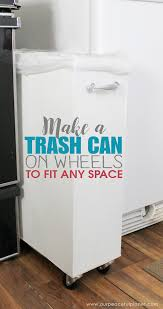 Cant Find A Large Enough Kitchen Trash Can To Fit Space You