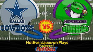 Game 14 Of Backyard Football | Dallas Cowboys VS Humongous ... Backyard Football Computer Game Outdoor Goods Cadian Football Wikipedia 2 On Backyard Plays Fniture Design And Ideas The Future Of Sports Rookie Rush Xbox 360 Review Any 2002 Episode 14 Countering Powerup Plays Youtube 09 Ign Burst Speed Camp Test Coaching Youth Amazoncom 2010 Nintendo Wii Video Games Super Bowl Xlix Field 100 Playbook Amazon Com Accsories Makeawish Mass Ri Twitter Ryan Robgronkowski Run