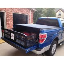 Pickup Bed Extender by Truck Bed Extender X Treme Gate Slide Out Tonno Cover Depot
